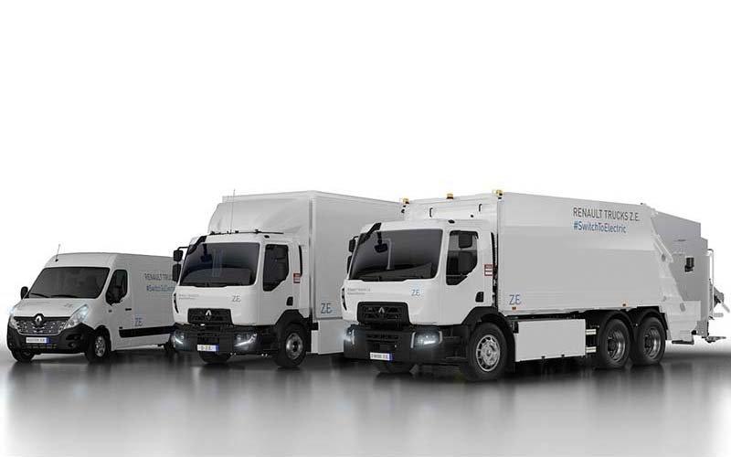 Llega la segunda generación de la gama Z.E de eléctricos de Renault Trucks