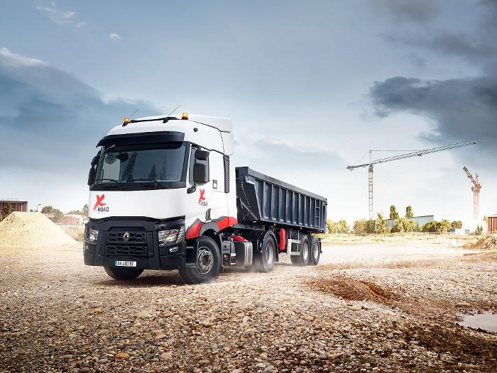 Un Renault Trucks T X-Road, a medida